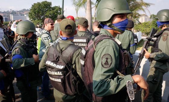 Maduro expulsó a 55 militares implicados en hechos del #30Abr