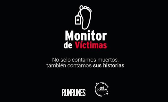 Monitor de Víctimas: Gobierno admite que resistencia a la autoridad es un delito