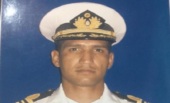 Allanaron residencia de los suegros del capitán Acosta Arévalo