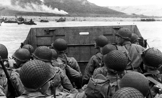 Normandía en la memoria, por Sebastián de la Nuez