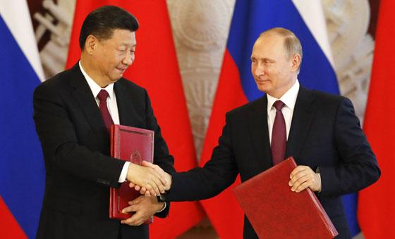 Rusia y China discutirán su relación con EE.UU. y la situación venezolana