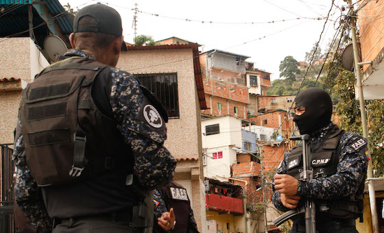 Cifras de mayo de la PNB confirman que sus funcionarios matan más que los delincuentes en Caracas