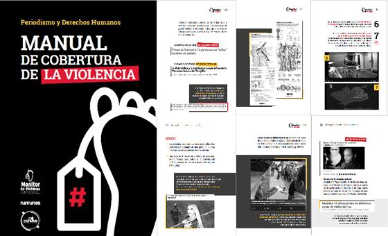 Monitor de Víctimas presenta manual para desnaturalizar la violencia en la cobertura periodística