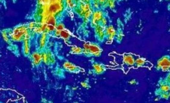 Onda tropical afectará el occidente del país en las próximas 36 horas