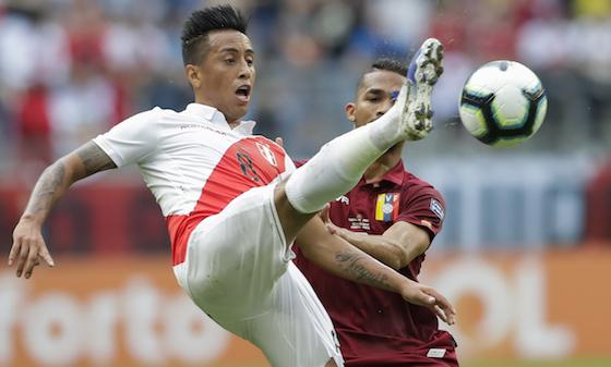 Porto Alegre sin emociones en el debut de Venezuela vs Perú