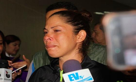 Madre de Rufo Chacón exige justicia por su hijo inválido a causa del régimen