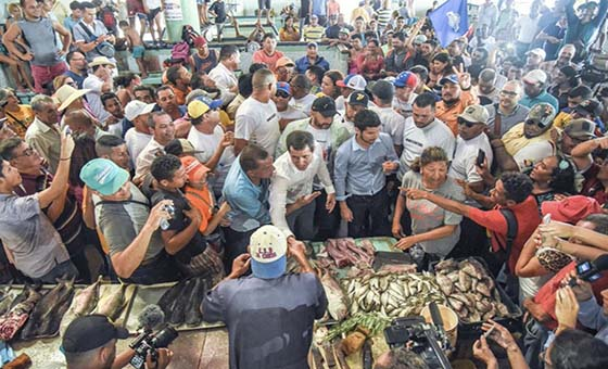 Juan Guaidó: Van a venir días duros y hay que reconocerlo, no hay soluciones mágicas