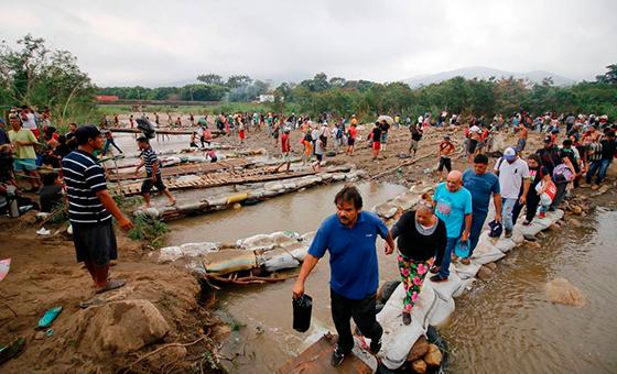 92,5% de los venezolanos asalariadosen Perú no tienen un contrato de trabajo