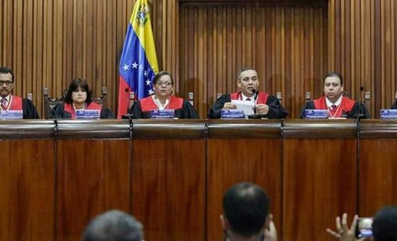 El gobierno de Maduro y su fachada de institucionalidad