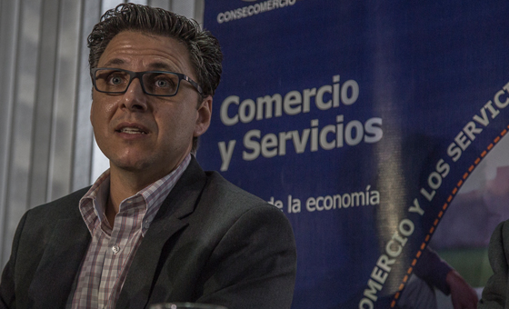 Presidente de Consecomercio advirtió que caída actual del PIB es de 79%