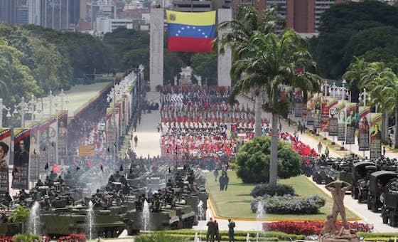 Ceofanb informa que si habrá desfile militar, pese a la cuarentena radical