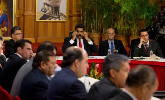 Noruega reitera su disponibilidad para continuar la mediación en Venezuela