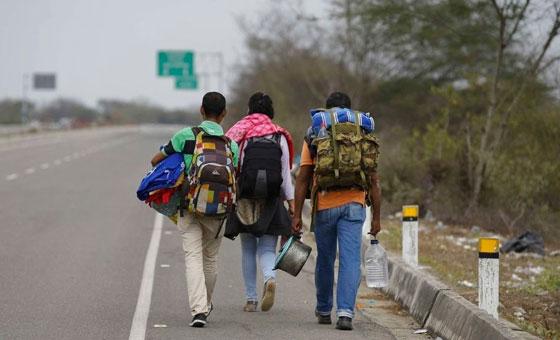 Migrantes venezolanos superaban en 10% a la población de Boa Vista en junio