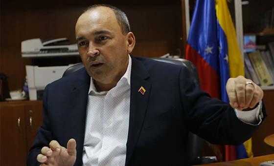 Diputado Francisco Torrealba: El único presidente de la AN que reconocemos es Ramos Allup