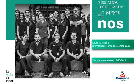 Banesco abrió postulaciones a la segunda edición del concurso Lo Mejor de Nos