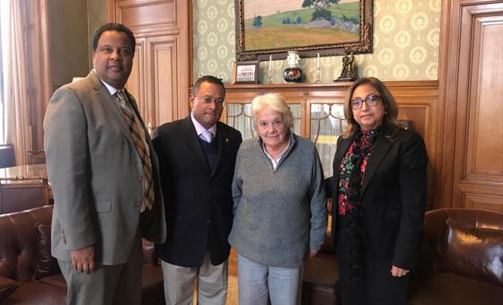 Diputado Ronderos pide intervención de Uruguay para liberación de Zambrano y Requesens