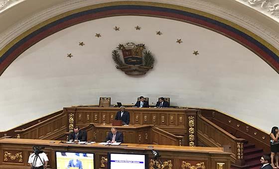 Diputados de la AN no discutieron sobre las sanciones de las que todos hablan