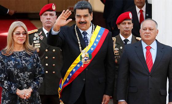 Gobierno de Guaidó explicó alcance del bloqueo de EE.UU. contra el Gobierno de Maduro