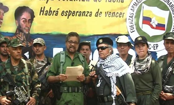 "Alto Comisionado de Paz: video de disidentes FARC ""seguramente"" se grabó en Venezuela"