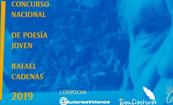 IV Concurso Nacional de Poesía Joven Rafael Cadenas ya tiene ganadores