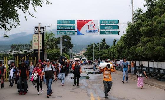 Migración forzada e inseguridad alimentaria hacen más vulnerables a los venezolanos ante la trata de personas