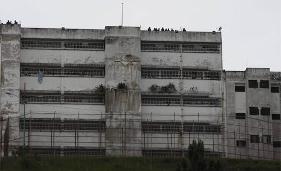 Un mundo sin mordaza rechaza tratos crueles a los presos políticos de Ramo Verde
