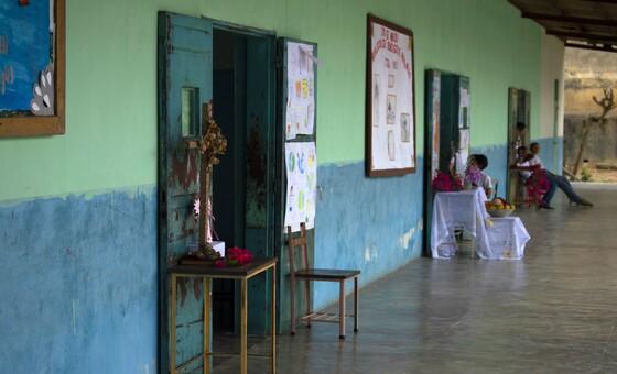Fundación San José y ONG Red RETO abre crowdfunding para construir 'Comedor-Escuela' en Sucre