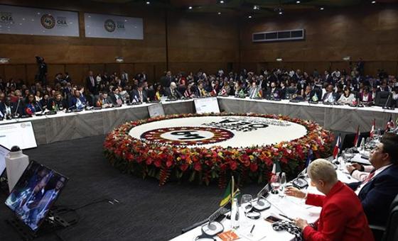 Aprueban en la OEA la convocatoria del órgano de consulta del TIAR
