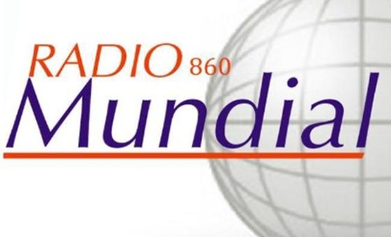 Hombres armados amenazaron a trabajadores de Radio Mundial 860 AM