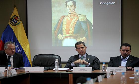 """Guaidó sobre las FARC: """"El tiempo juega en contra de la soberanía y de la estabilidad de la región"""""""