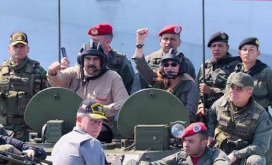 EEUU ofrece garantías a Colombia en caso de conflicto con Venezuela