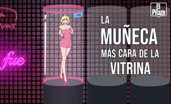 """El Pitazo, Runrunes y TalCual finalistas de los Premios Gabo con """"Mujeres en la vitrina"""""""