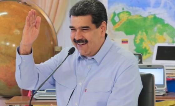 Maduro insiste en que negocia con Guaidó para hallar una salida a la crisis venezolana