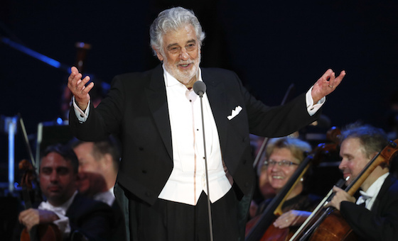 Sindicato de ópera abre investigación sobre Plácido Domingo