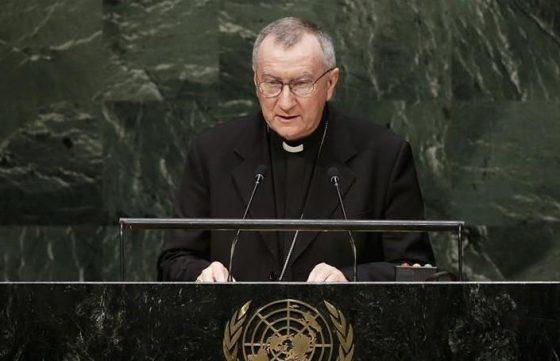 Vaticano pide en la ONU soluciones negociadas en Venezuela y Nicaragua