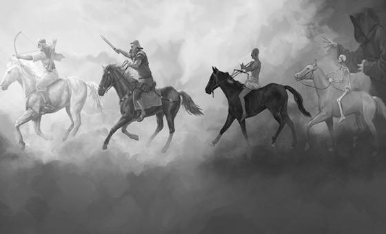 Los 4 Jinetes del Apocalipsis: Corrupción, Incompetencia, Dogmatismo e Ignorancia, por José Toro Hardy