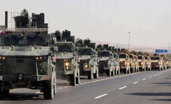 Erdogan anuncia el inicio de la ofensiva militar contra los kurdos en Siria