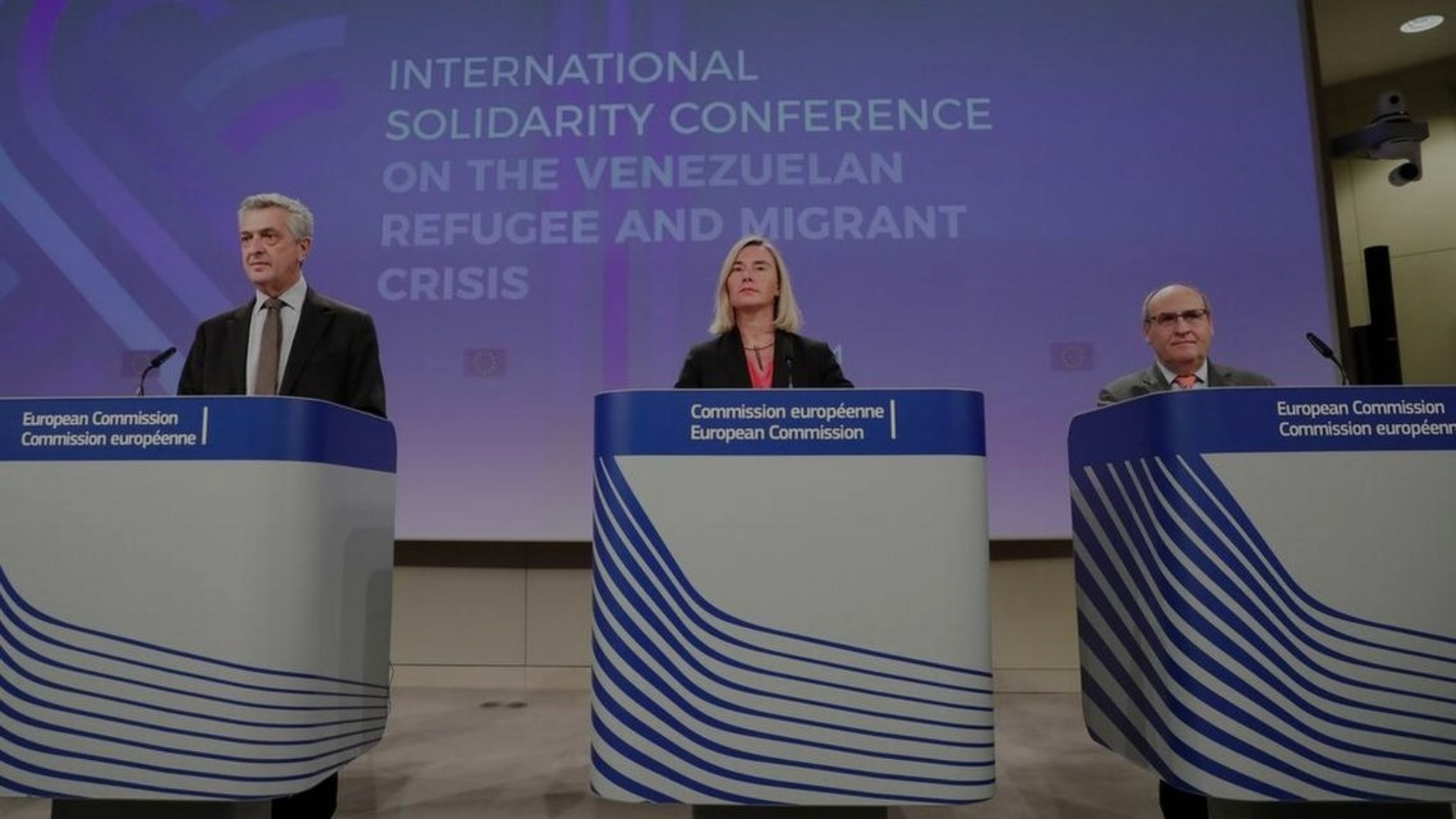 ONU y UE reúnen 133 millones de dólares para atender crisis migratoria