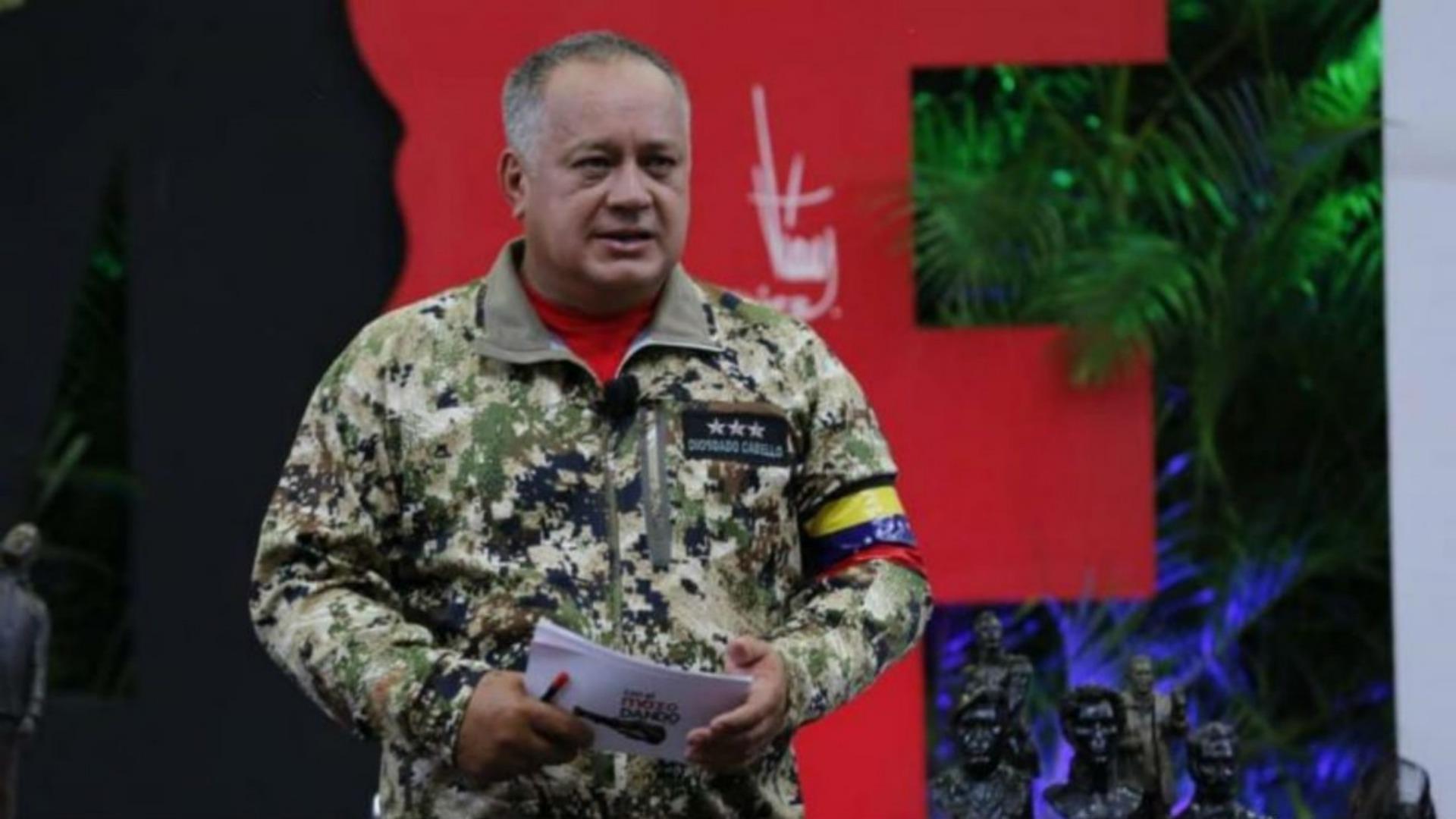 Diosdado Cabello culpa al FMI por las protestas en países latinoamericanos