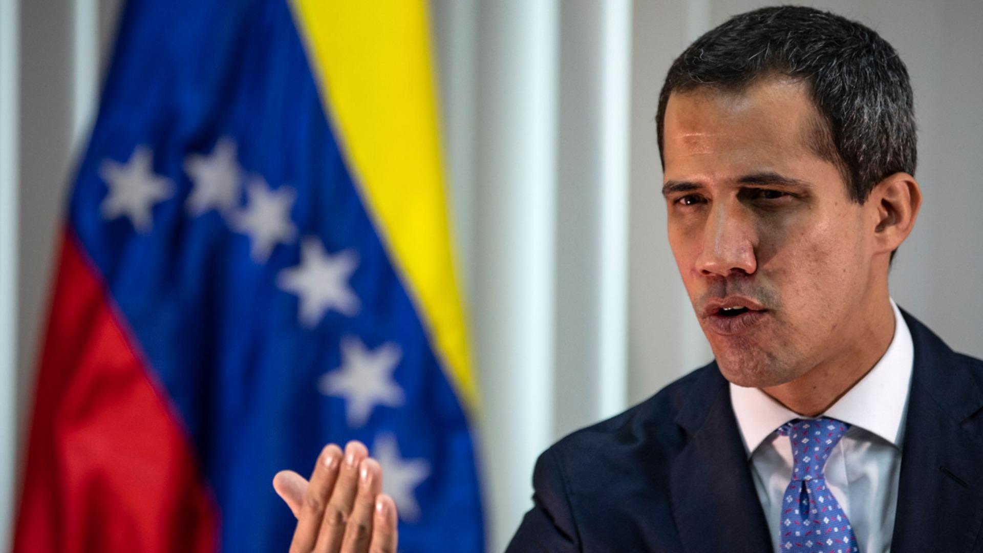 "Guaidó: El Salvador dio un ""espaldarazo"" a la causa venezolana"