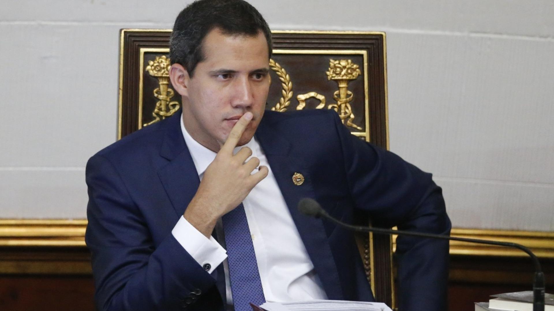 Fondos del Gobierno de Guaidó tienen movilidad reducida