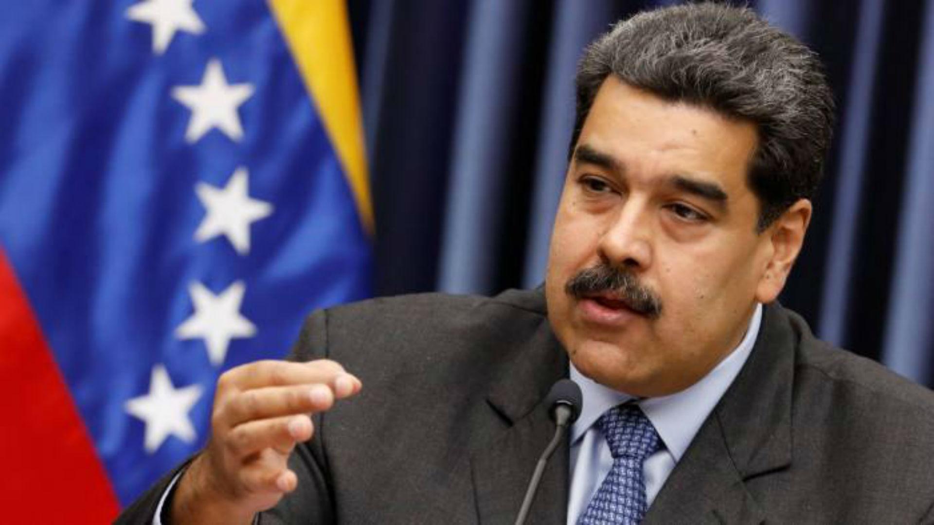 """Maduro quiere que el Programa Mundial de Alimentos """"llegue a Venezuela ya"""""""
