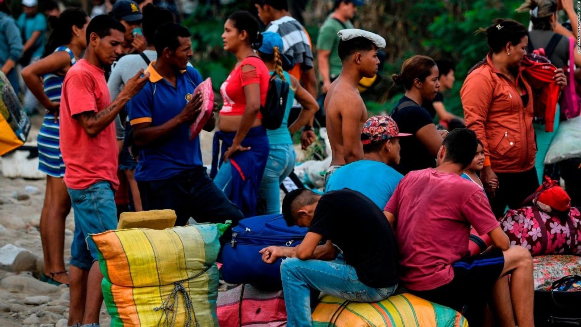 ONU pide a Venezuela un plan ante