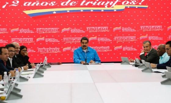 El TIAR aumenta la presión contra el gobierno de Maduro y sanciona a 29 personas