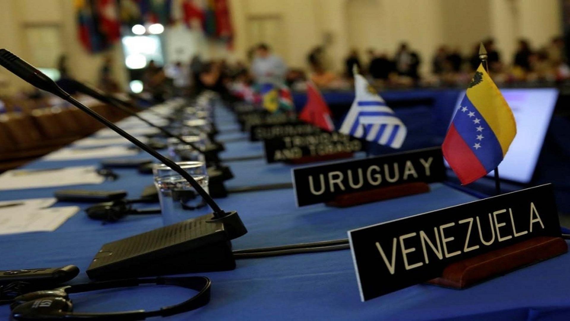 Representante de EEUU en OEA dice que luchará contra régimen de Maduro
