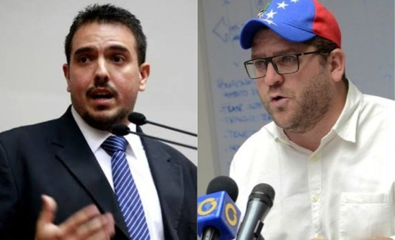 Stalin González y Gustavo Marcano causan polémica tras ser vistos en un partido de la MLB