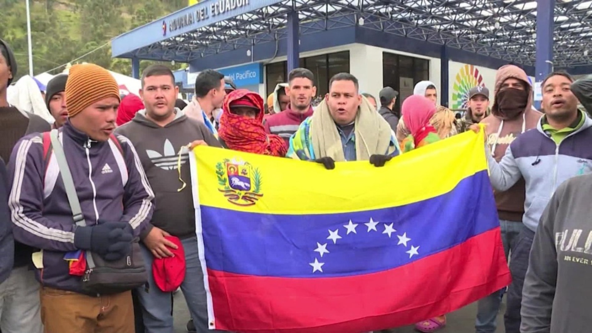 Comienza el proceso de visado humanitario para venezolanos en Ecuador