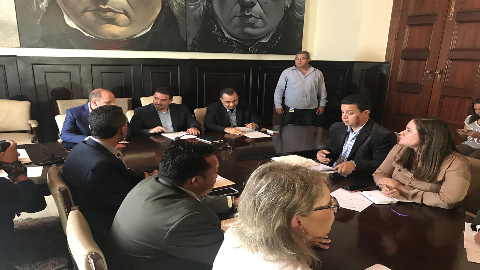 Comisión Preliminar designa miembros de la sociedad civil que integrará Comité de Postulaciones Electorales