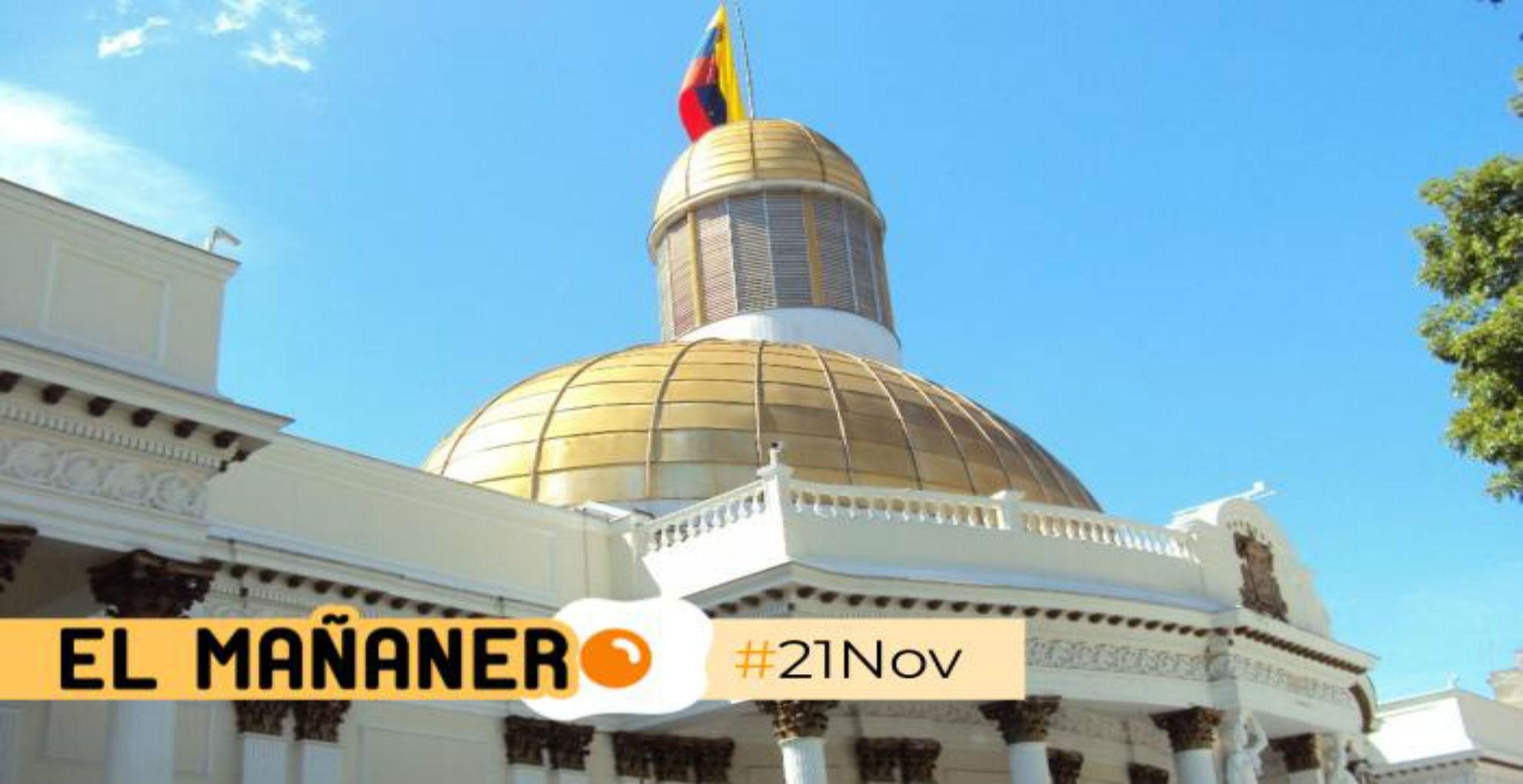 El Mañanero de hoy #21Nov: Las 8 noticias que debes saber