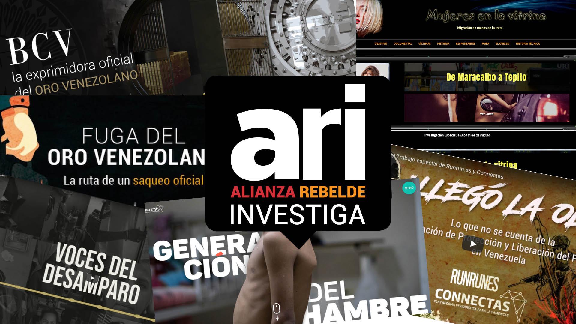 El Pitazo, TalCual y RunRun.es se unenpara crear la Alianza Rebelde Investiga